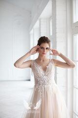 """Свадебное платье напрокат А-силуэт ALIZA свадебное платье """"Nika 2"""""""