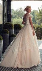 Свадебное платье напрокат Edelweis Платье свадебное Champagne