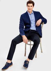 Пиджак, жакет, жилетка мужские O'stin Пиджак с микрoрисунком MT4T43-69