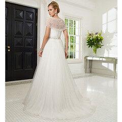 Свадебное платье напрокат Ronald Joyce Платье свадебное Rosamunda 68018