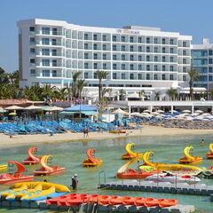 Туристическое агентство Санни Дэйс Пляжный авиатур на о. Кипр, Айя-Напа, Vassos Nissi Plage 4*