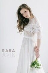 Свадебное платье напрокат Rara Avis Свадебное платье Ivis
