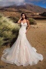 Свадебное платье напрокат Nora Naviano Платье свадебное Стефани