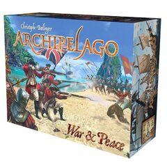 Магазин настольных игр Asmodee Настольная игра «Archipelago: War & Peace» («Архипелаг: Война и Мир»)