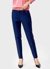 Брюки женские O'stin Хлопковые брюки с ремнём LP4T42-64