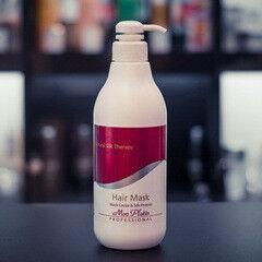 Уход за волосами Mon Platin Маска для волос на основе экстракта черной икры и протеинов шелка, 1000 мл