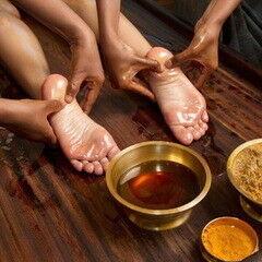 Магазин подарочных сертификатов Марсель Подарочный сертификат «Тадж Махал» на индийский стимулирующий массаж кистей и стоп