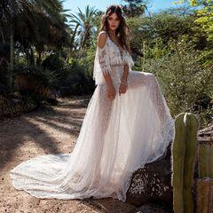 Свадебный салон Rara Avis Платье свадебное Wild Soul Haniel