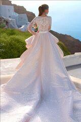 Свадебный салон Rafineza Свадебное платье Roberta со шлейфом