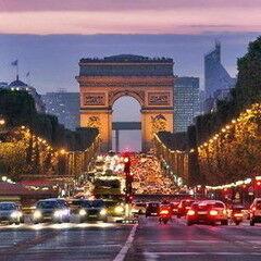 Туристическое агентство Vispaniu Экскурсионный авиатур во Францию, Париж