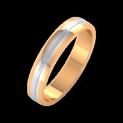 Ювелирный салон ZORKA Обручальное кольцо 143023/B