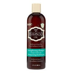 Уход за волосами Hask Шампунь для укрепления волос с маслом бамбука 355 мл