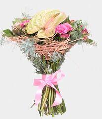 Магазин цветов Florita (Флорита) Букет с антуриумом