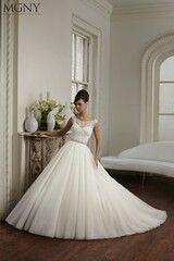 Свадебный салон Madeline Gardner New York Свадебное платье Cara 51029