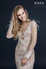 Свадебное платье напрокат Rara Avis Свадебное платье Brain