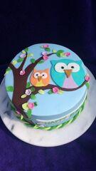 Торт DOLCE Детский торт «Ух!»