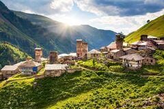 Туристическое агентство Сэвэн Трэвел В солнечную Грузию: Тбилиси - Кобулети -Турция*