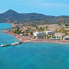 Туристическое агентство Тайм Вояж Пляжный авиатур в Грецию, о.Корфу, Messonghi Beach Resort 3*