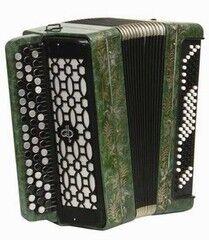 Музыкальный инструмент Тульская гармонь Баян «Тула» Этюд 205 М2