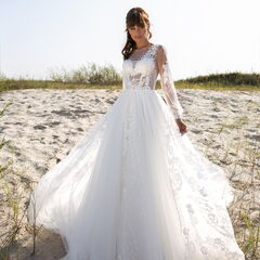 Свадебный салон Aivi Свадебное платье Merelin (New Collection)