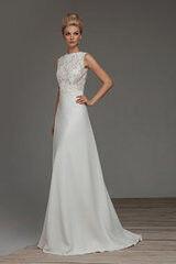 Свадебное платье напрокат Edelweis Платье свадебное «Lavinia»