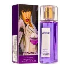Парфюмерия Paco Rabanne Мини парфюмированная вода Ultraviolet Woman, 50 мл