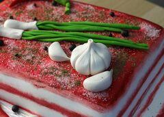 Торт Заказторта.бай Тематический торт №6 (сало!)
