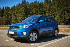 Прокат авто Прокат авто Hyundai Creta 2019 автомат