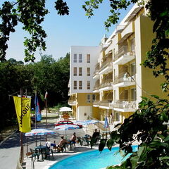Туристическое агентство EcoTravel Пляжный авиатур в Бoлгарию, Золотые Пески, Золотой Рог 3*