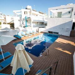Туристическое агентство Санни Дэйс Пляжный авиатур на о. Кипр, Айя-Напа, Flora-Maria Hotel 4*