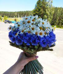 Магазин цветов Цветочница Букет полевой