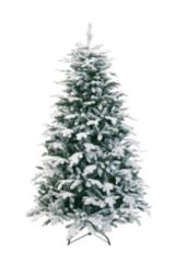 Елка и украшение National Tree Company Ель искусственная «Snowy Oslo», 2.1 м