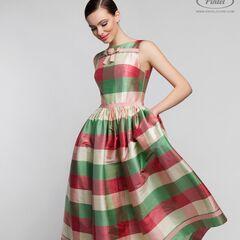 Платье женское Pintel™ Приталенное платье без рукавов Taruü