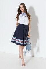 Кофта, блузка, футболка женская Elema Блузка женская Т-7643