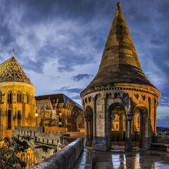 Туристическое агентство ТиШ-Тур Экскурсионный автобусный тур «Европейское трио: Будапешт - Вена - Прага!»