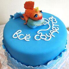 Торт Заказторта.бай Тематический торт №10