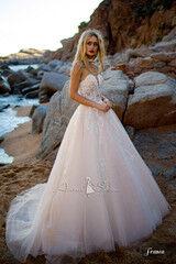 Свадебное платье напрокат Anna Sposa Платье свадебное «Franca» из коллекции SEA DIAMOND 2017