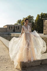 Свадебный салон Victoria Soprano Платье свадебное Leila