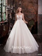Свадебный салон Vanilla room Свадебное платье 1418