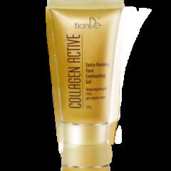 Уход за лицом tianDe Моделирующий гель для овала лица Collagen Active