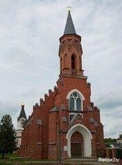 Достопримечательность Костел Пресвятой Троицы Фото
