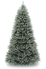 Елка и украшение National Tree Company Ель искусственная «Douglas», 2.13 м
