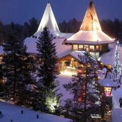 Туристическое агентство Madera Travel Экскурсионный рождественский авиатур «В гости к деду Морозу в Лапландию»