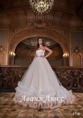 Свадебный салон Vanilla room Свадебное платье 1718