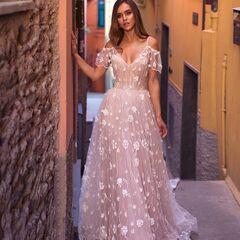 Свадебный салон Ange Etoiles Платье свадебное Ali Damore  Tania