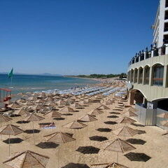 Туристическое агентство Санни Дэйс Пляжный авиатур в Болгарию, Несебр, Vigo Beach 4*