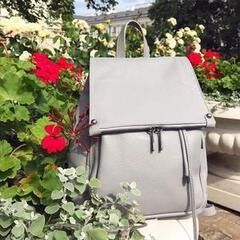 Магазин сумок Vezze Кожаный рюкзак С00191