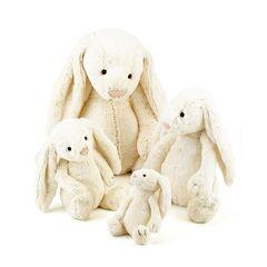 Подарок Jelly Cat Игрушка мягкая «Кролик Cream»