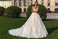 Свадебный салон Crystal Свадебное платье Steffani