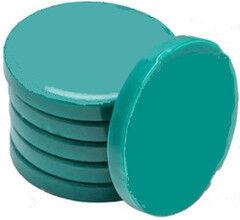 Уход за телом SkinSystem Воск горячий для депиляции в дисках Экстра зелёный с хлорофилом, 1 шт.